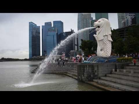 Singapore - Merlion (2018)