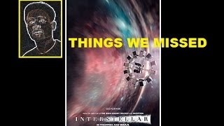 The Movie Interstellar (Break Down) #FlatEarth - Things We Missed!