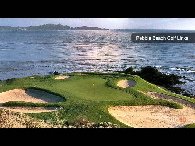 Top 10 Best Golf Courses in US
