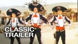 ¡Three Amigos! Official Trailer #1 - Steve Martin Movie (1986) HD