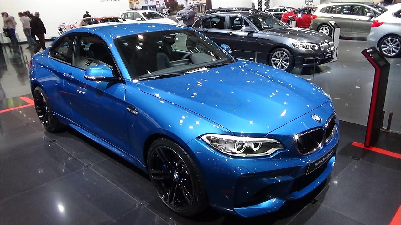 2016 - BMW M2 Coupe - Exterior and Interior - Auto Show ...