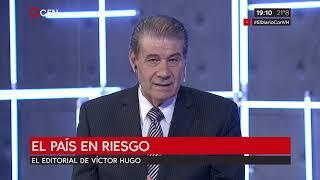 Editorial Víctor Hugo Morales 18/04/2019: El país en riesgo