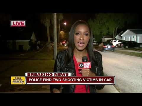 Two people dead after being shot near Busch Gardens Tampa Bay