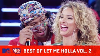 Best of Let Me Holla (Vol. 2) 😂🗣 Best Pick Up Lines, Funniest Fails & More | Wild 'N Out