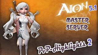 Aion Master Server [OldAion] - Gladiator (40 lvl) - PvP-Highlights 2