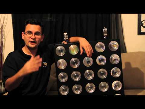 American DJ Matrix LED Panel Review