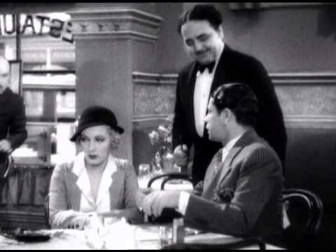 Scarface (1932) Cafe hit scene