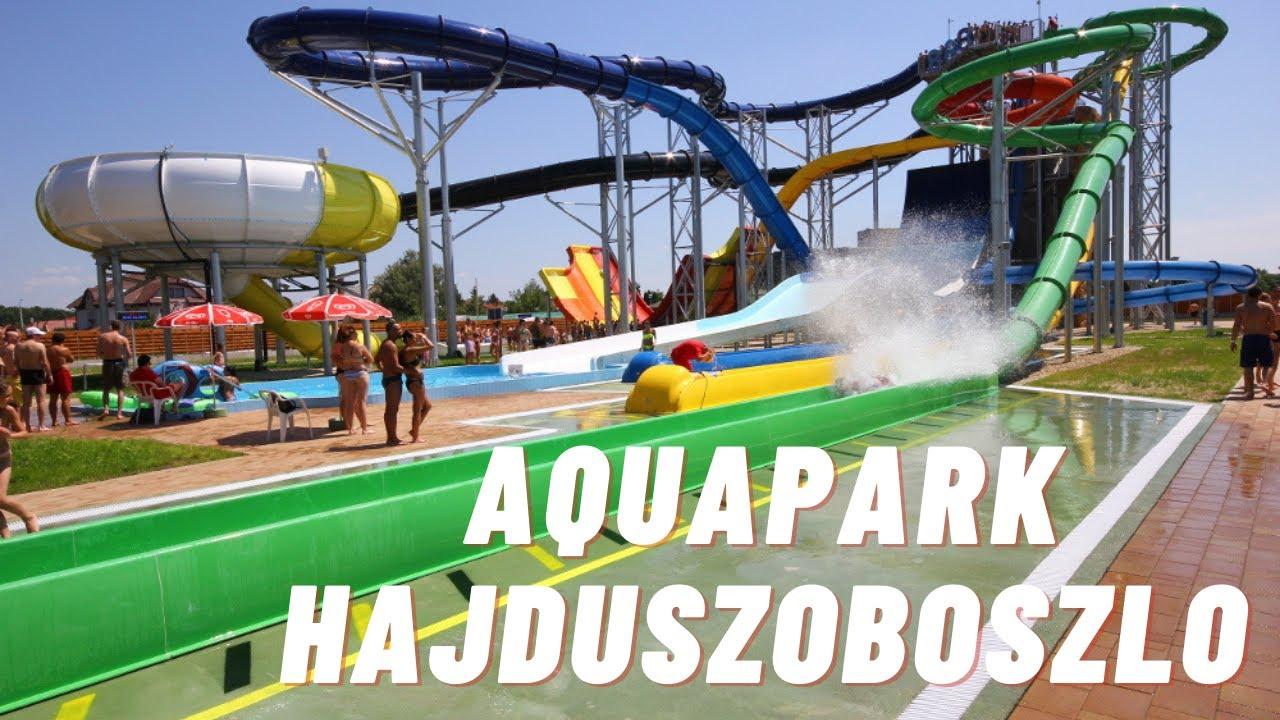 Aquapark Hajduszoboszlo Węgry. Zjeżdżalnie Baseny Atrakcje Ceny Promocje