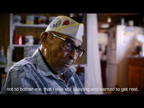 Pearl Harbor survivor Ray Chavez remembers Dec. 7, 1941 attack on U.S. Navy