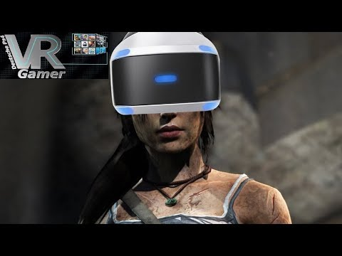 Rise of the Tomb Raider DLC Livestream PS4 VR  Let's Play German mit Gbear