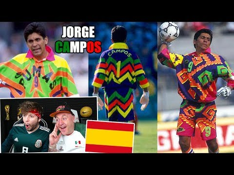 19202d11c0d After colorful soccer career, Jorge Campos enjoys low-key second act ...