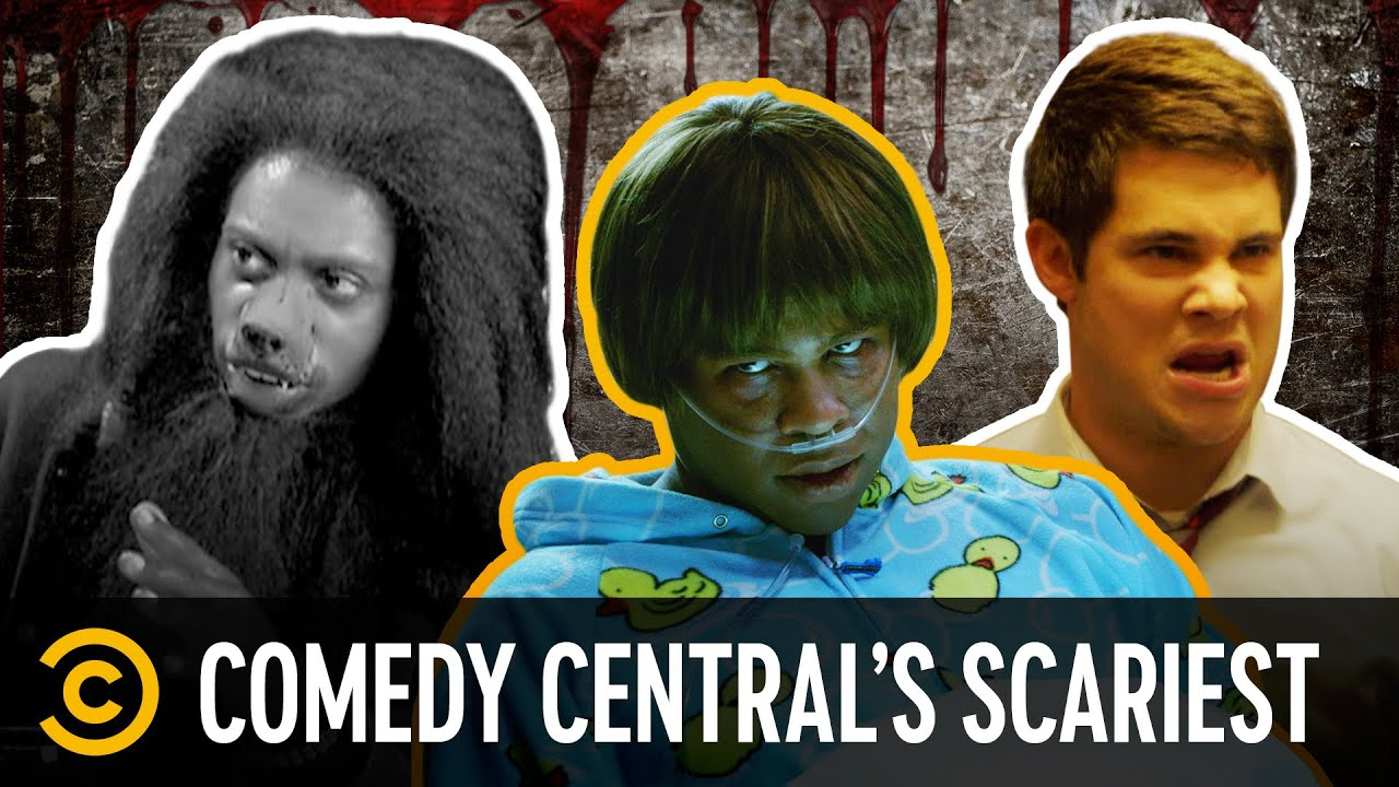 The Scariest Moments from Key & Peele, Chappelle's Show & More