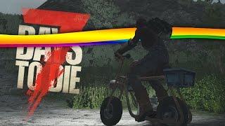 7 Days to Die, A MOTO SILENCIOSA 75