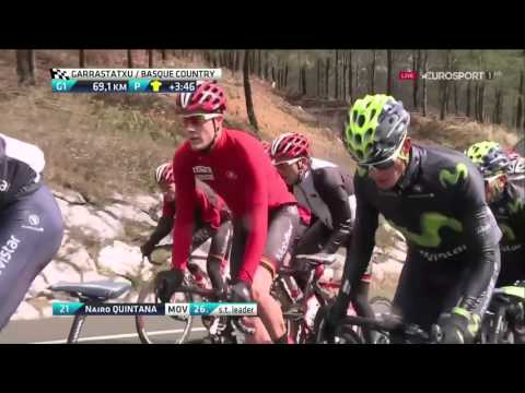 Tour of the Basque Country 2016 - Stage 2 [FULL STAGE]