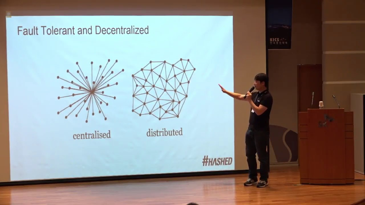 Session 1-5. Potential and Limitations of Blockchain technology - Ethan Kyuntae Kim