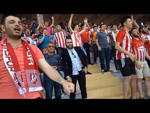 Nevşehirspor - Ödemişspor Maçı