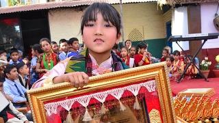 जिग्मे छ्योकी घिसिङलाई भब्य सम्मान  || Jigme Chhyoki Ghising honoured ||