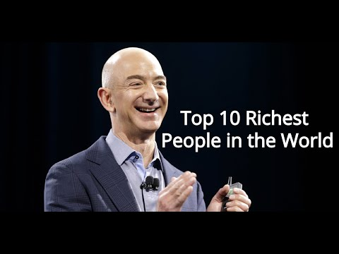Top 10 Billionaires in the world | Richest People in the World 2019
