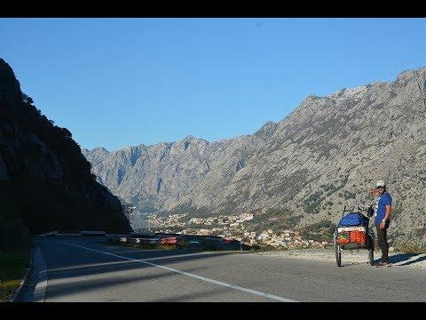 SAV #69   BUSCANDO UM PORTO SEGURO , A DESPEDIDA   Montenegro 🇲🇪 (Budva x Kotor)