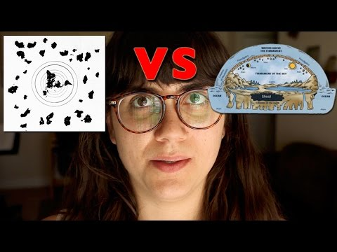 FLAT EARTH: INFINITE PLANE OR DOME/FIRMAMENT?!