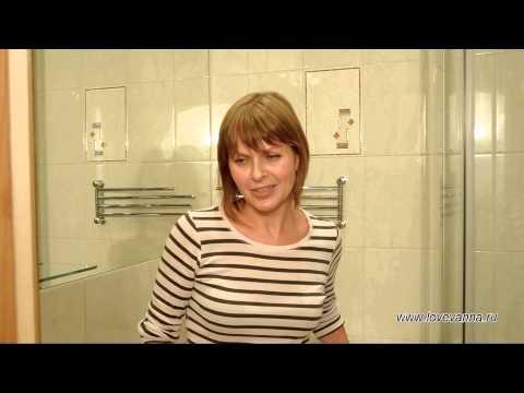 Ролик Ремонт ванной и туалета, зеркало в ванной на всю стену, душевой угол в ванной  на Купчинской 25