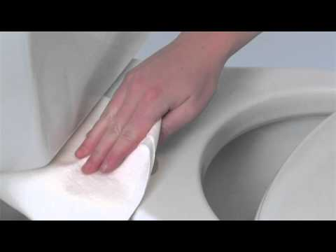 church brand toilet seat. Church Easy Clean  Change Toilet Seat YouTube