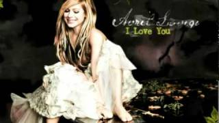 Avril Lavigne - I Love You (Lyrics - Sub. Español)