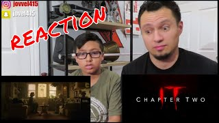 IT Chapter Two Trailer REACTION