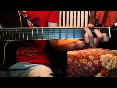 Northern Downpour - (Guitar Cover) Chords (Acordes) & TAB