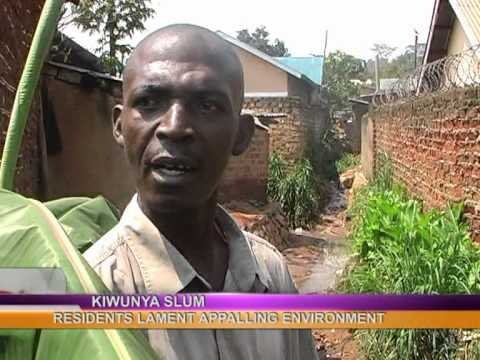 Kiwunya slum residents cry foul