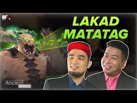The Story Of Lakad Matatag | Lon And Dunoo Created A Filipino Dota 2 Meme!