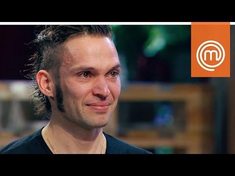Roberto si commuove insieme a Bastianich | MasterChef Italia 6