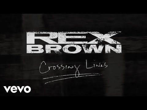 Rex Brown - Crossing Lines (Lyric Video)
