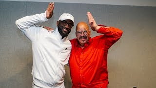 Tom Joyner On Passing The Torch To Rickey Smiley