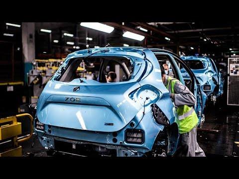 Французские власти спасут национальный автопром