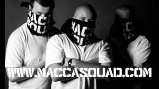Macca Squad-Traktuj dziwki z góry