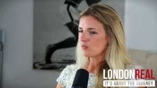 Haley Hill - Setting Up a Matchmaking Business | London Real