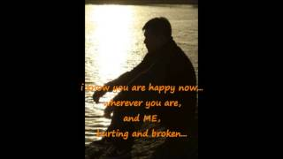 Sad Letter - How do you heal a broken heart - Chris Walker