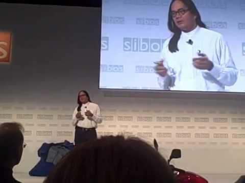 Yobie Benjamin of Citi-Group at SIBOS INNOTRIBE Digital Asset Grid Session
