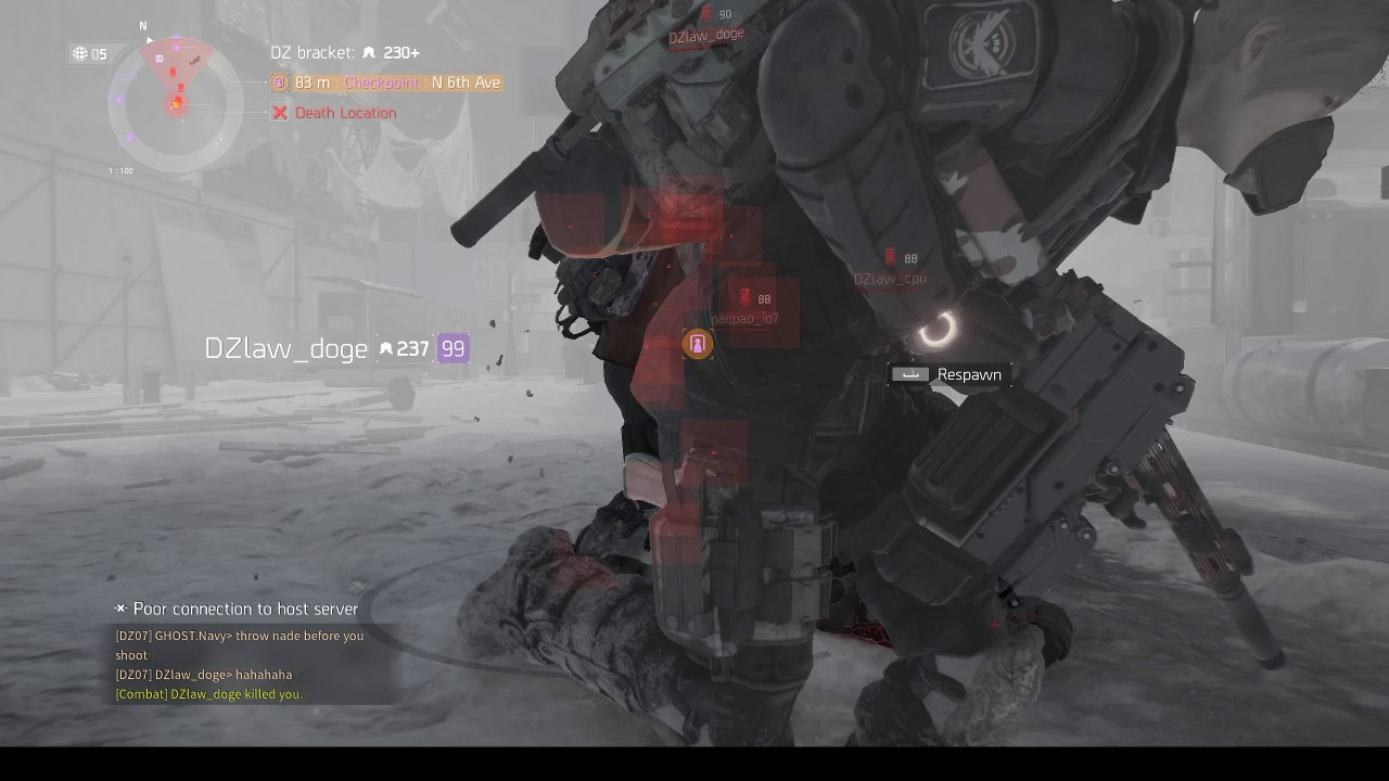 THE DIVISION RPM HACK?