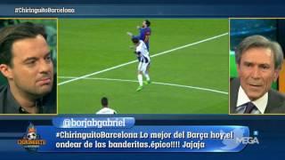 Lobo Carrasco explota: