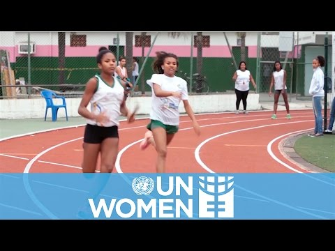 One Win Leads to Another - Empowering young women and girls through sport in Brazil