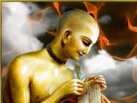 Vaishnava Blessings.. Prabhupada singing BhajaHu Re Mana
