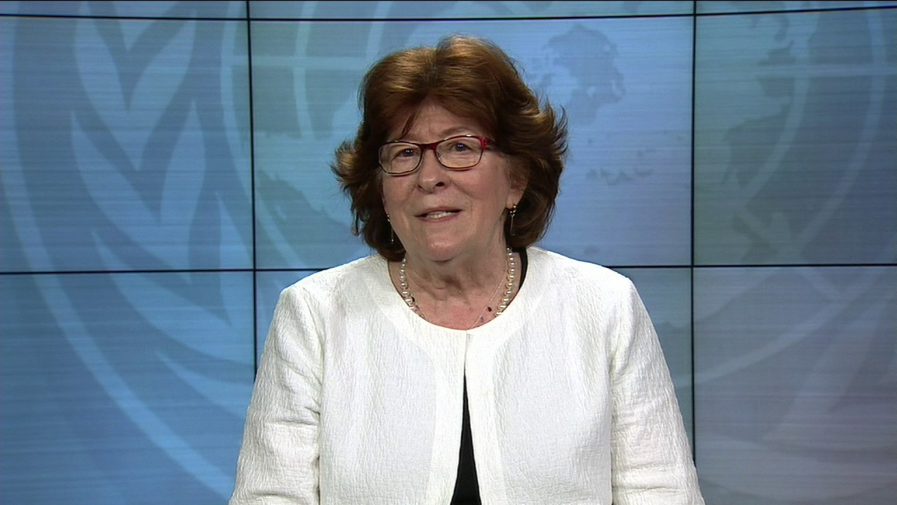 Louise Arbour on the role of the media and responsible reporting on international migration