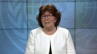 Louise Arbour on the role of the media and responsible reporting on international migration thumbnail