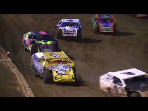 9 30 17 Modified Heat #3 Lincoln Park Speedway