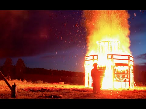 """This is Freezer Burn"" :: Alberta Regional Burning Man Event"