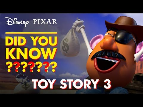 Pixar Did You Know: Toy Story 3 | Disney•Pixar Mp3