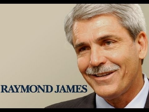 Raymond James Bulks Up, Battles On