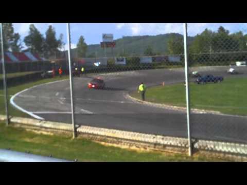 6/18/11 Dwarf car Triple Feature @ Riverside Speedway Race #1